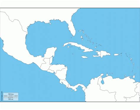 america and caribbean map quiz central america and caribbean map