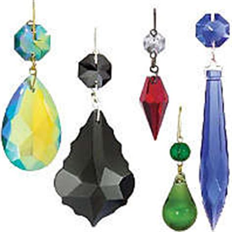 Colored Chandelier Prisms Chandelier Parts Prisms B P L Supply