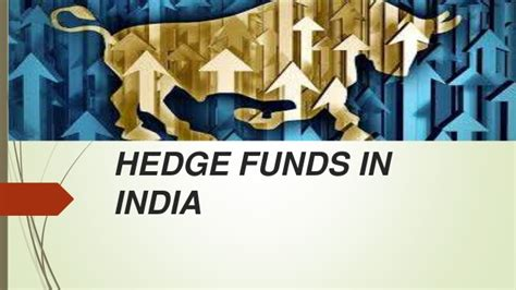 Mba Project On Funds In India by Alternate Grp Project Hedge Funds In India