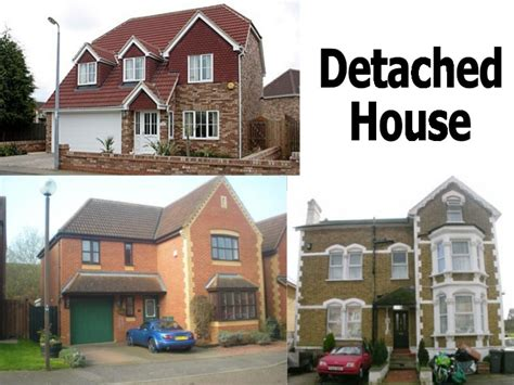 video house types of english houses
