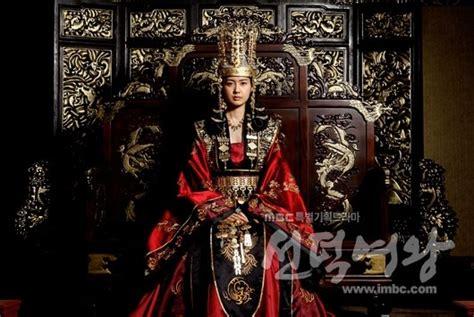 queen seon deok dramafire queen seon deok cast korean drama 2009 선덕여왕