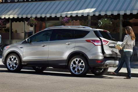 Ford Escape 2016 Best Lease Deals, Purchase Pricing
