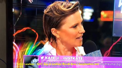 lucy lawless interview lucy lawless interview 2017 sydney gay and lesbian mardi