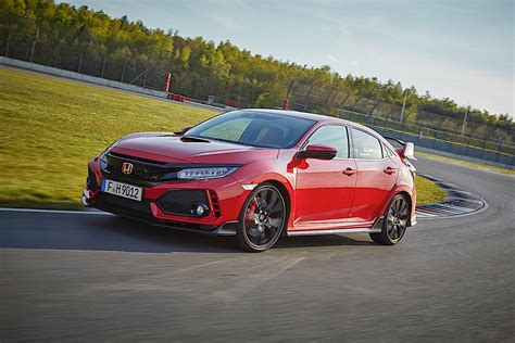 honda civic type r specs 2017 autoevolution