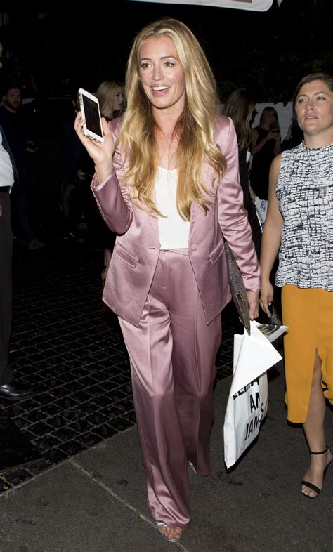Cat Deeley At The Opening Of The Place Store Wearing Chanel by Cat Deeley At Elizabeth And Store Opening Held