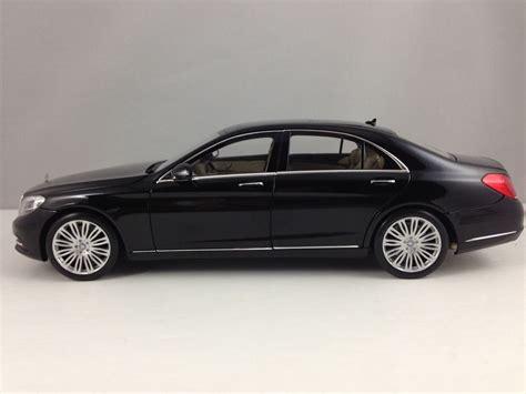 Mercedes E Class Coupe Diecast Miniatur norev mercedes s class sedan w222 black diecast model car 1 18 ebay