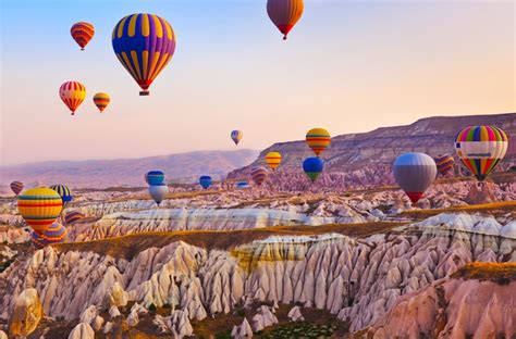 Balloon Lights 23 Places That Should Be On Your Travel Bucket List