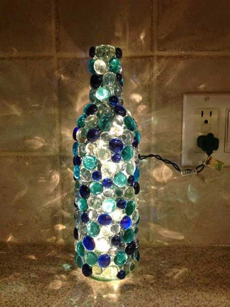 How To Make Wine Bottle Lights by 20 Awesome Ideas How To Make Wine Bottle Lights