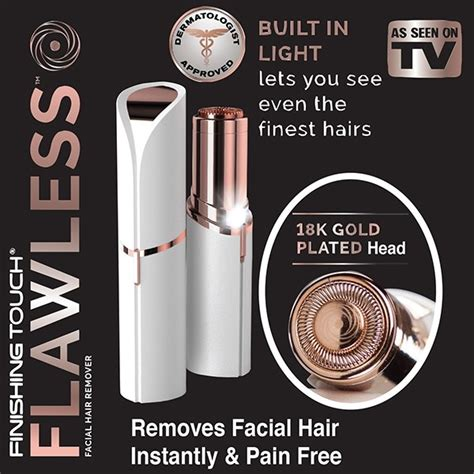 Flawless Finishing Touch Hair Removal Pencabut Bulu 1 finishing touch 174 flawless