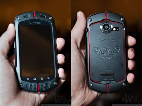 rugged phone verizon casio commando rugged phone ready for verizon s clumsy customers gsmdome