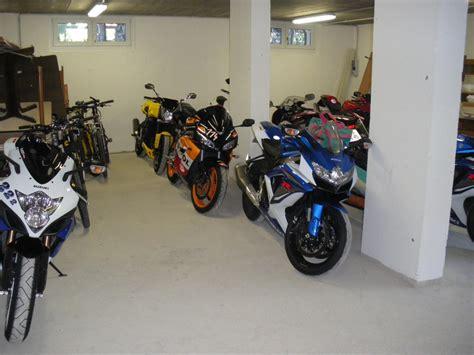 Motorrad Suzuki Garage by Richtiger Quot Winterschlaf Quot Schont Das Motorrad Bikes