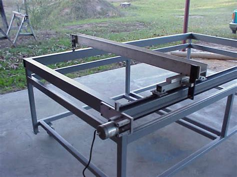 Cnc Table Kit by Mobilier Table Table Cnc