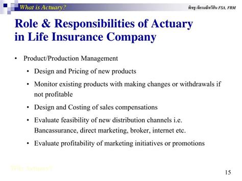Actuary Vs Mba Finance by Ppt What Is An Actuary Anywa Y Powerpoint Presentation