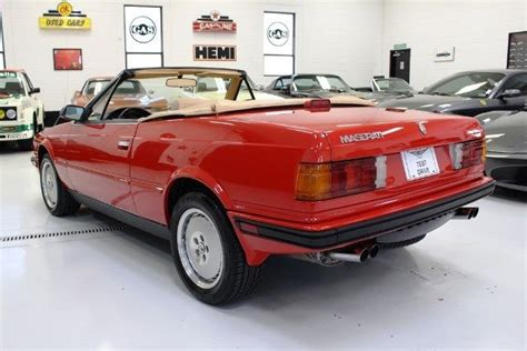 blue book value used cars 1989 maserati spyder parental controls service manual install thermostat in a 1989 maserati spyder maserati biturbo spyder le joyau