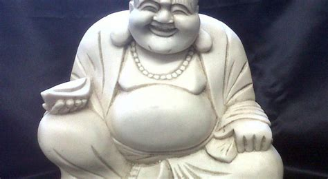 where should you place a laughing buddha at home