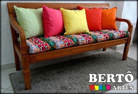 futon 40x40 almofada futon sob medida bert 244 artes elo7