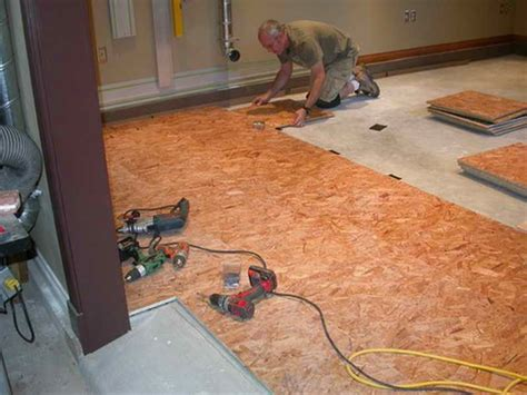 miscellaneous how to install hardwood floors on concrete