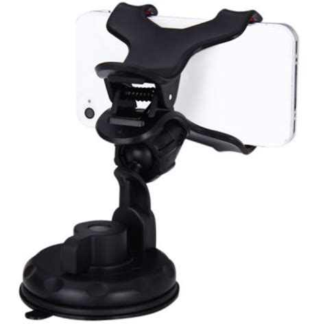 Lazy Tripod Car Mount Holder For Smartphone Wf 209 White Lazy Tripod Car Mount Holder For Smartphone Wf 363