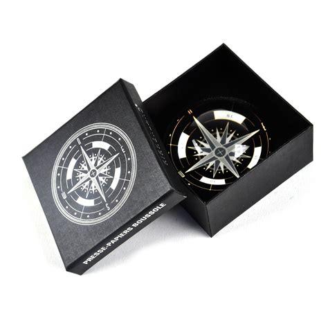 How To Make A Paper Compass - compass papier poids d 244 me ebay