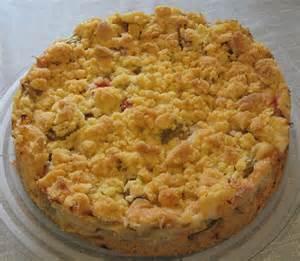 rabarber kuchen kate k 252 che und mehr rhabarberkuchen mit streuseln