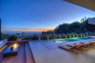 home view spectacular views los angeles by la kaza and meridith