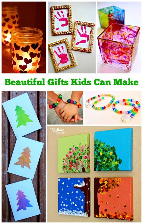 small gift ideas for kids gifts can make for parents and grandparents best of rhythms of play