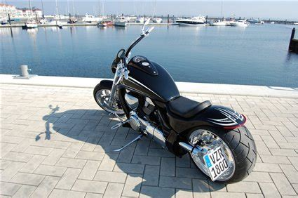 Motorradvermietung Wismar by Umgebautes Motorrad Suzuki Intruder M1800r Bike Ranch
