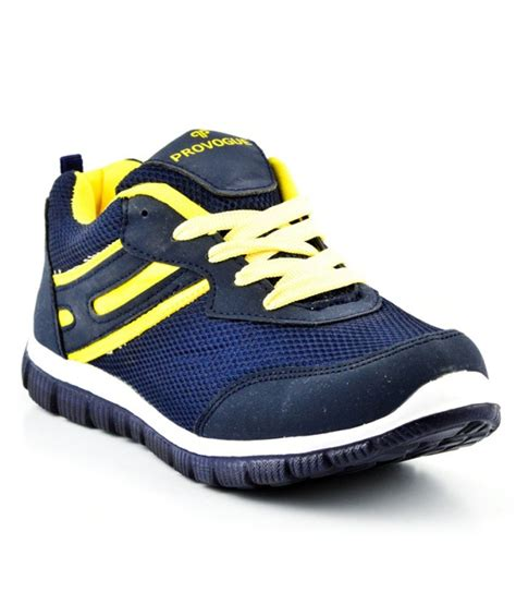 yellow athletic shoes provogue athletic yellow sports shoes price in india buy