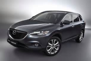 Madza Cx 9 Redesigned 2013 Mazda Cx 9 Crossover Gets The Kodo Soul