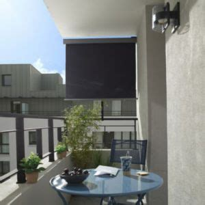 Brise Vue Aluminium Castorama by Brise Vue R 233 Tractable Pour Balcon Blooma Liso Castorama