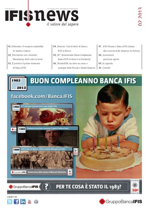 gruppo ifis newsletter gruppo ifis 6