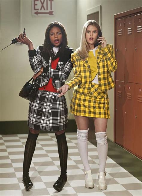 Menswear Aw08 Clueless Or Clued Up by Naomie Harris And Recreate Thelma Louise And