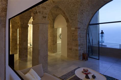interior exterior design the old and new jaffa apartment