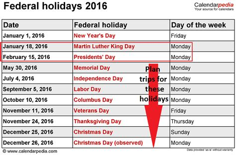 Calendar 2016 Holidays Usa 2016 Calendar With Usa Holidays Search Results
