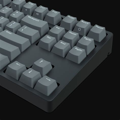 Mechanical Keyboard Ikbc Td108 Fullsize Blue Led Brown Cherry Mx ikbc c87 mechanical keyboard tkl fox hound
