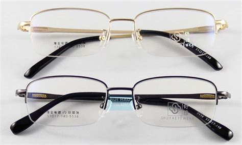 wholesale glasses half rimless spectacles progressive