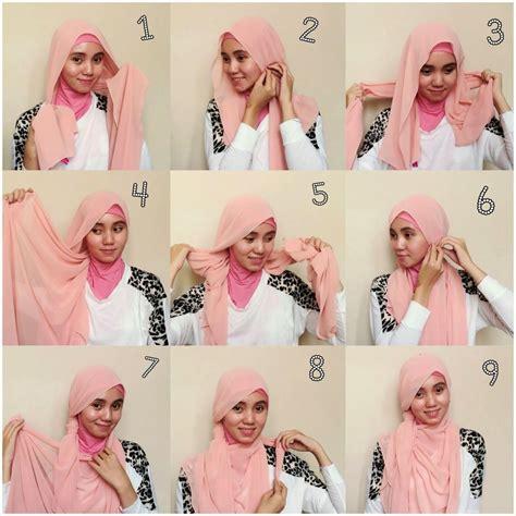 video tutorial hijab segiempat untuk wajah bulat tutorial hijab segi empat untuk wajah bulat www imgkid
