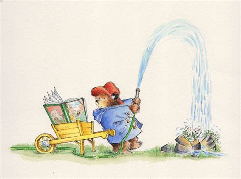 paddington in the garden by michael bond r w alley 69 best r w alley art images on bond magic tricks and the conjuring