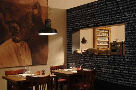 Cool Small Kitchen Designs paris 10 trendy restaurants better than celebrity fly
