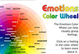 color feel identify emotions daily planit