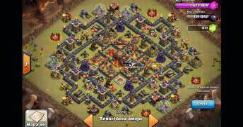 B 226 timents disponibles pour clash of clans niveau town hall 10