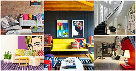 fabulous collection of pop art interior that will catch