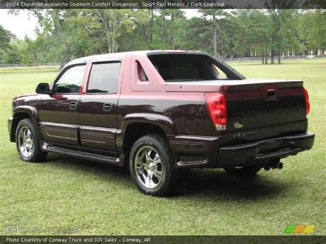 Southern Comfort Avalanche by 2004 Chevrolet Avalanche Southern Comfort Conversion In