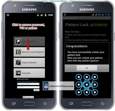 phone pattern unlock software bypass screen pattern reset a pattern screen pattern