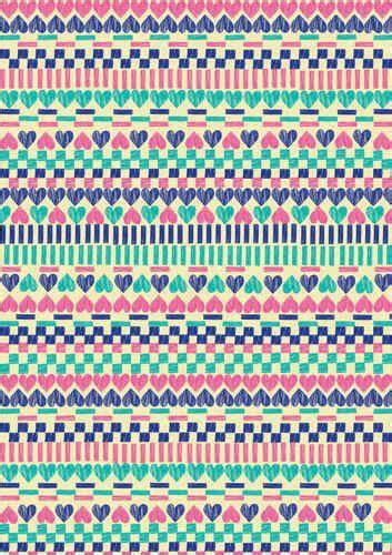 Pola Motif Chevrons Pattern skin untuk gadget anda motif tribal