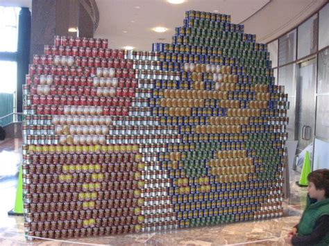 canstruction ideas manhattan living 183 canstruction nyc 2010 at the world