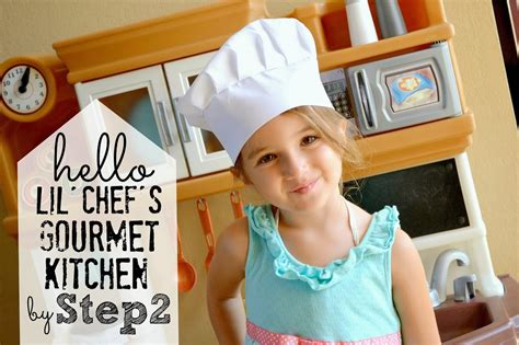 step2 lil chef s gourmet kitchen the play