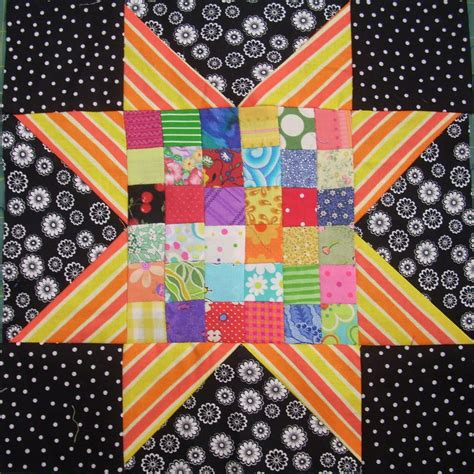 quilt pattern postage st scrappy postage st star quilt block favequilts com
