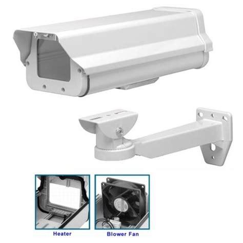 backyard surveillance cctv housing 12vdc heater blower