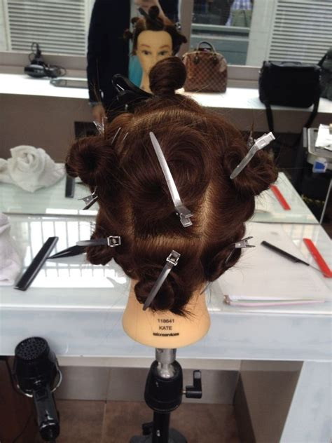 sectioning hair 9 th of june 2015 sectioning for a full head of highlights